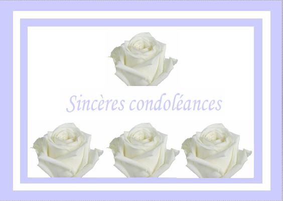 Texte De Condoléances Laurespace 17