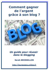 comment gagner de l'argent grâce à son blog